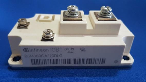 Módulo Igbt Bsm300ga120dlc Infineon