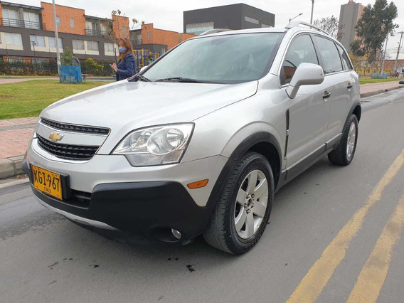 Chevrolet Captiva Sport 2.400 Full Equ