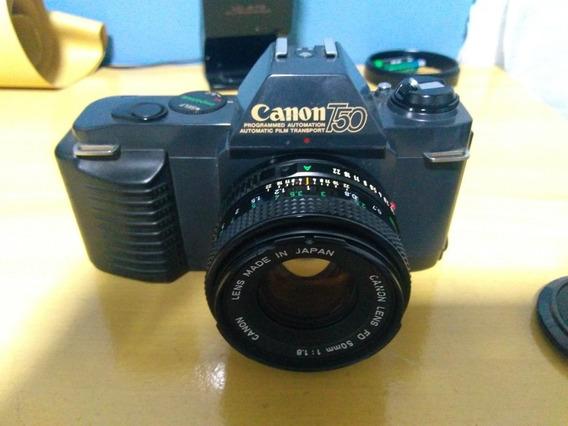 Canon T-50 Analogica