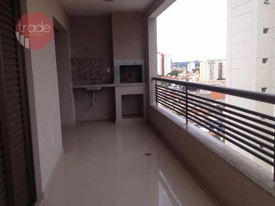 Apartamento Com 3 Dormitórios À Venda, 118 M² Por R$ 500.000 - Jardim Paulista - Ribeirão Preto/sp - Ap4550