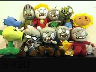 (3) Zombie Hermoso Regalalo.!!