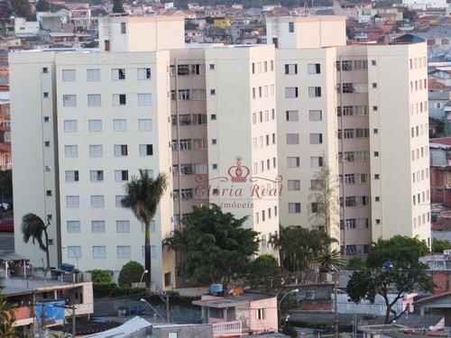 Apartamento Com 2 Dormitórios À Venda, 52 M² Por R$ 249.000,00 - Freguesia Do Ó - São Paulo/sp - Ap0658
