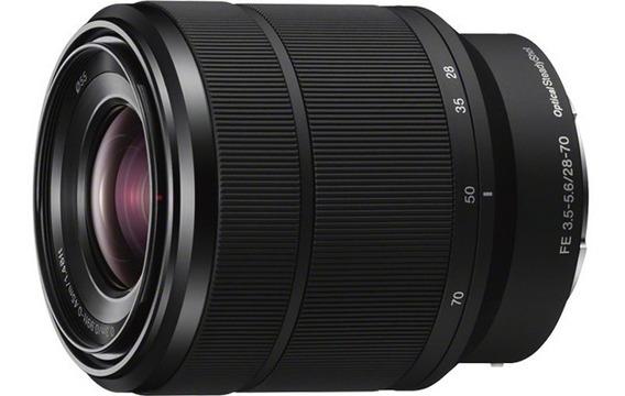 Lente Sony 28~70mm Fe F3.5-5.6 Oss E Mount, Nova Sp 28-70