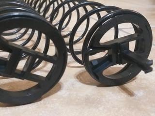 Refacción Vending Tipo Ams Porta-espiral (20 Sets Piezas)