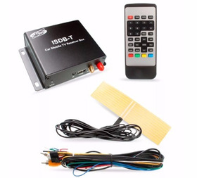 Receptor Automotivo Tv Digital Full Hd