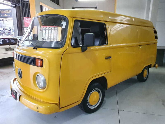 Volkswagen Kombi Furgao 1.6 4p