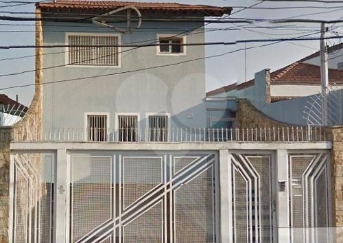 Oportunidade De Sobrado Na  Moóca, Perto Metro - 3-im245077