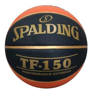 Bola De Basquete Tf 150 Performance Fiba Spalding