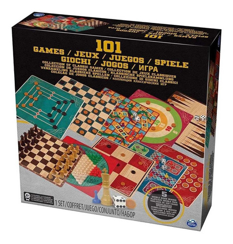 101 Juegos Spin Master