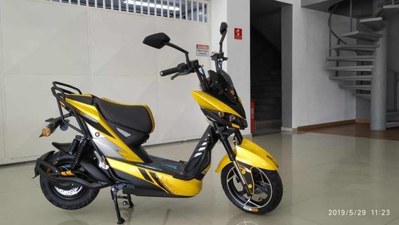 Moto Eletrica Jeek 1200w 2020 Ideal Para Praia E Codominio