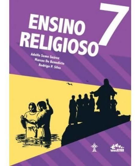 Ensino Religioso Interativa - 7º Ano Editora Cpb