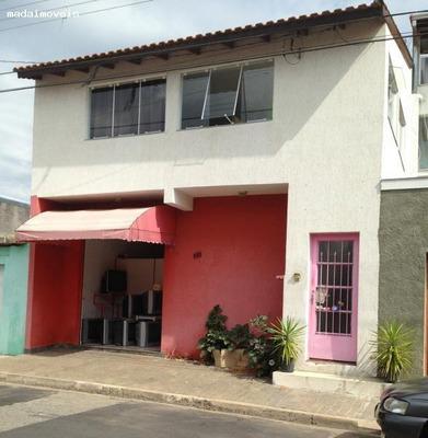 Casa Para Venda Em Mogi Das Cruzes, Jardim São Pedro, 4 Dormitórios, 2 Suítes, 4 Banheiros, 2 Vagas - 1570
