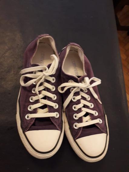 Zapatillas Converse Mujer Violeta