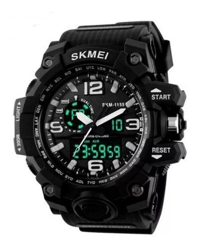 Relógio Skmei 1155 Original Militar Prova D