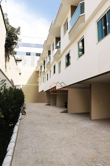 Sobrado Com 2 Dormitórios Sendo 2 Suítes, Excelente Localização Estação Dom Bosco À Venda, 120 M² Por R$ 339.000 - Vila Carmosina - São Paulo/sp - So0257