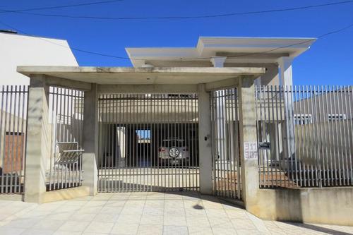 Sobrado Com 4 Dormitórios À Venda, 290 M² Por R$ 1.350.000,00 - Ronda - Ponta Grossa/pr - So0204