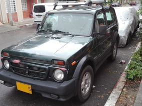 Lada Niva 1.7 Lxi 4x4, Muy Buen Estado, Negociable!!