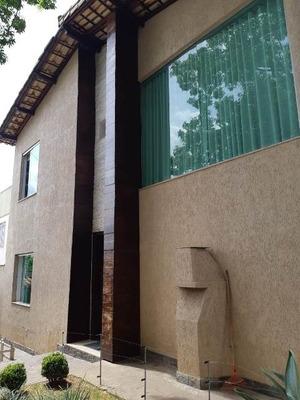Casa De 07 Quartos Com 06 Vagas Em Ótima Localização No Santa Amélia. - Gar9366
