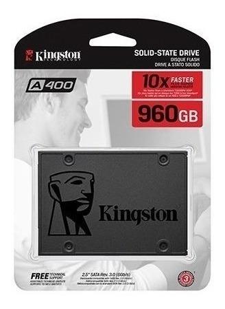 Disco Duro Solido Ssd 2.5 Interno 960gb 960 Gb 1tb 1 Tera