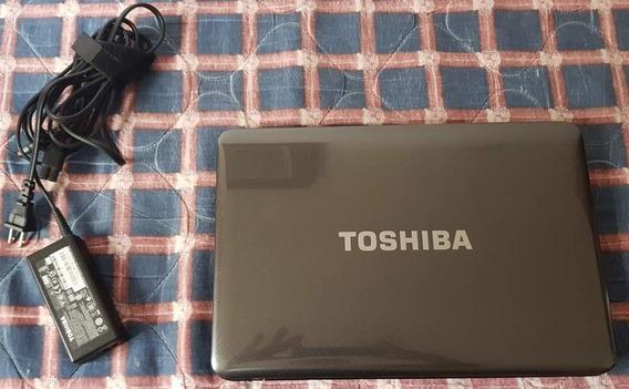 Notebook Toshiba Satelite L645d S4030 Para Retirada De Peça