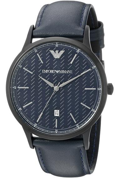 Reloj Original Caballero Marca Giorgio Armani Modelo Ar2479