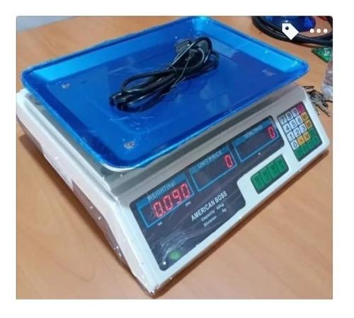 Balanza Electrónica  Capacidad 40 Kg