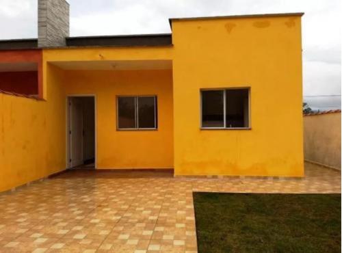 Casa Em Fase De Construção No Coronel Em Itanhaém - 3162 Npc