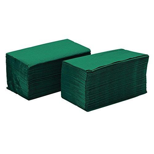 Perfectware 2 Capas Cena Servilleta Verde 100 2ply Verde Ser