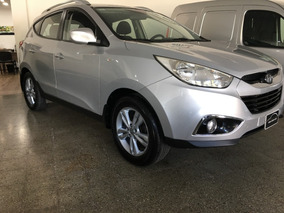 Hyundai Tucson 2.0 Gl 6at 2wd 2011 156.000km Color Gris 5pta