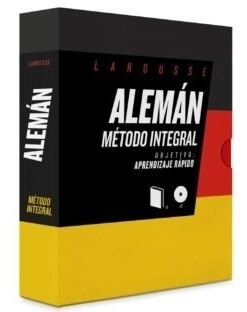 Alemán Método Integral (libro + Cd), Larousse