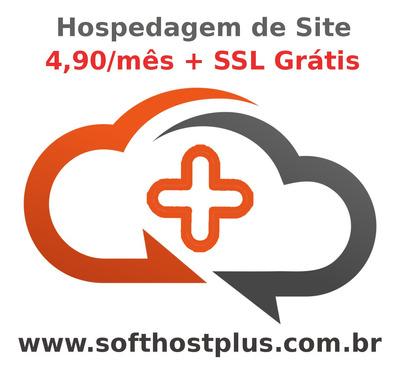 Hospedagem De Site R$ 4,90/mês* + Ssl Grátis (linux)