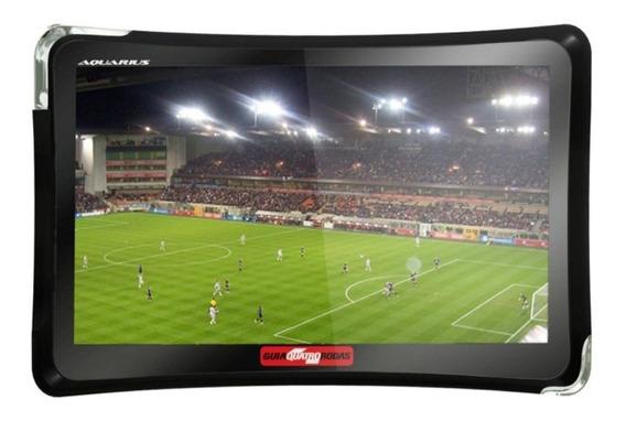 Gps 4.3 Quatro Rodas Com Tv Digital Mtc 4374