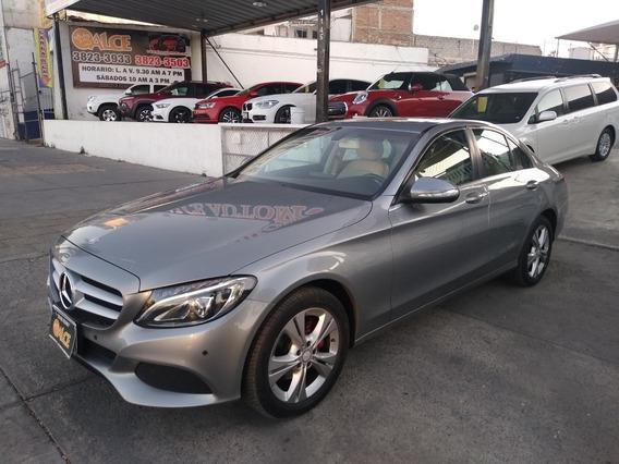 Mercedes-benz Clase C 2.0 200 Cgi Exclusive At 2015