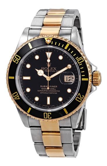 Relógio Rolex Submariner Date Preto 116613ln