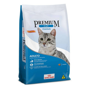 Ração Royal Canin Cat Premium Vital Gatos Adultos 10,1kg.