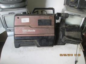 Camera Vhs Movie P/ Ret Pecas Ou Decoracao Antiga 210