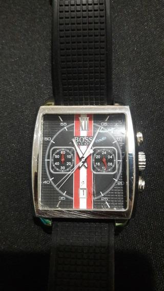 Belíssimo Relógio Da Hugo Boss