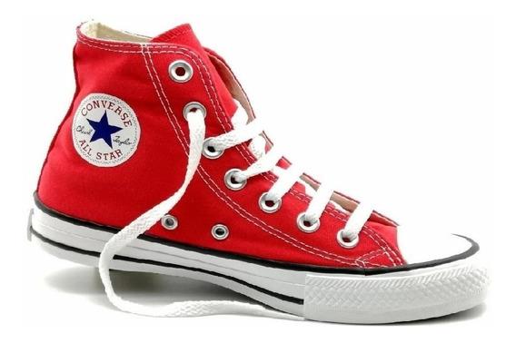Tênis All Star Converse Chuck Taylor Cano Alto