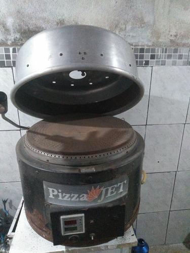 Imagem 1 de 5 de Forno De Pizza Ralador E Fatiador De Frios