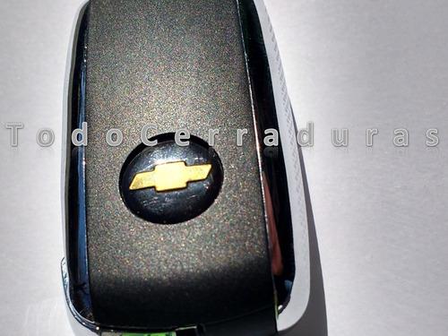 Llave Codificada Chevrolet Prisma Nuevo Navaja Alternativa