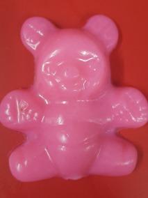 Lembrancinha Sabonete Ursinho 10 Unid Maternidade/chá Bebe