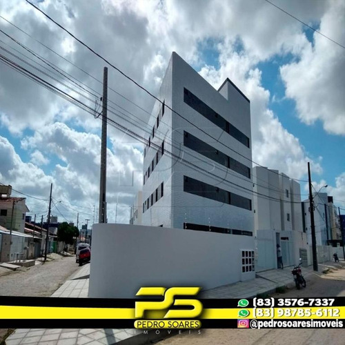 Apartamento Com 2 Dormitórios À Venda, 42 M² Por R$ 113.000,00 - Gramame - João Pessoa/pb - Ap3023