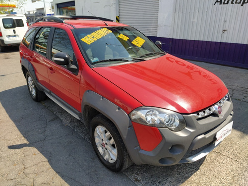 Fiat Palio Weekend  Adventure 1.6 16v Locker Gnc 2016 Ppw