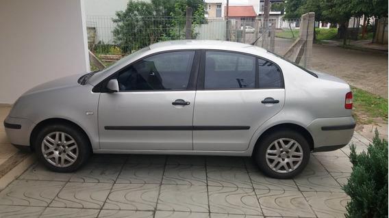Polo 1.6 8v Sedan Unico Dono