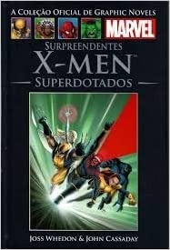 Livro Surpreendentes X-men Superdota Joss Whedon & John