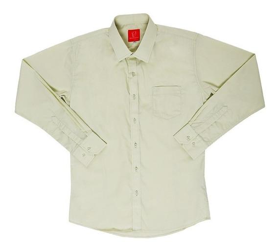 Camisa De Vestiroscar De La Renta Slim Fit Niño 4-14