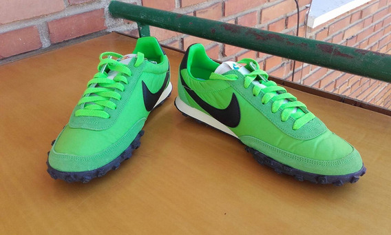Zapato Nike Waffle Racer.. 7 / 40 / 25 Cms Rbmb/gquil.