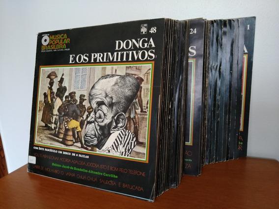 Coleção Completa - História Da Música Popular Brasileira