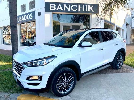 Hyundai Tucson 2.0 Diesel 4x4 Premium A/t 8va Banchik Usados