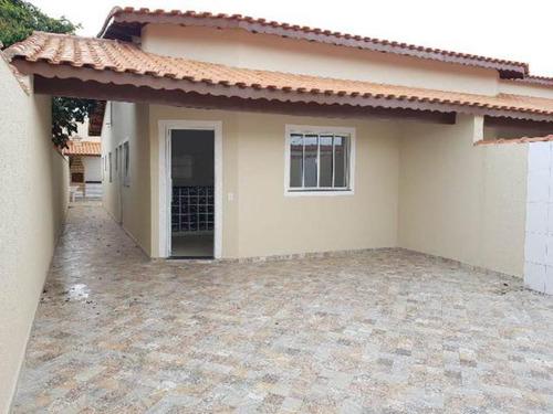 Casa Lado Praia Com Espaço Para Piscina - Itanhaém 4694  npc